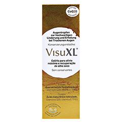 Visuxl Augentropfen 10 Milliliter - Vorderseite