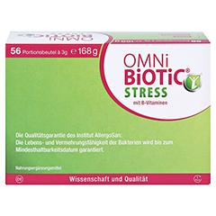 OMNi BiOTiC Stress Beutel 56x3 Gramm - Vorderseite
