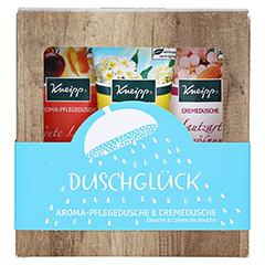 """Kneipp Geschenkset """"Duschglück"""" 3x75 Milliliter - Vorderseite"""