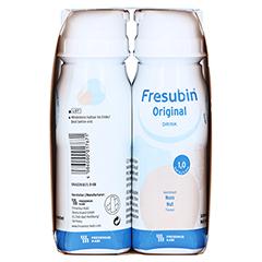 FRESUBIN ORIGINAL DRINK Nuss Trinkflasche 6x4x200 Milliliter - Linke Seite