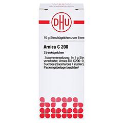 ARNICA C 200 Globuli 10 Gramm N1 - Vorderseite