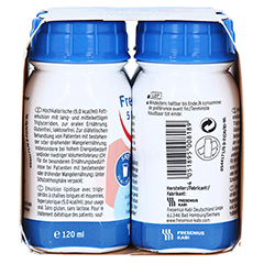 FRESUBIN 5 kcal SHOT Neutral Lösung 4x120 Milliliter - Rechte Seite