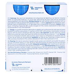FRESUBIN 5 kcal SHOT Lemon Lösung 4x120 Milliliter - Rückseite