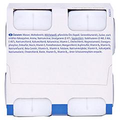 Fresubin Energy Drink Schokolade Trinkflaschen 4x200 Milliliter - Unterseite