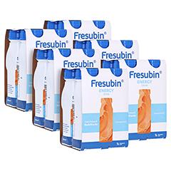 FRESUBIN ENERGY DRINK Multifrucht Trinkflasche 6x4x200 Milliliter