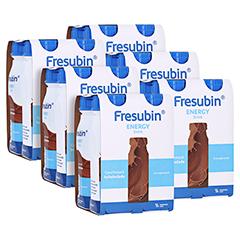 Fresubin Energy Drink Schokolade Trinkflaschen 6x4x200 Milliliter