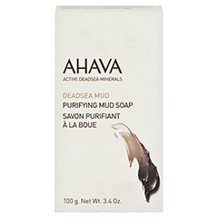 Ahava Purifying Mud Soap 100 Gramm - Vorderseite