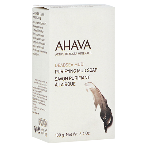 Ahava Purifying Mud Soap 100 Gramm