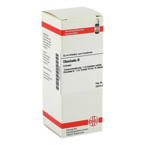 OKOUBAKA Urtinktur D 1 50 Milliliter N1