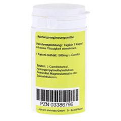 L-CARNITIN 500 mg Kapseln 60 Stück - Linke Seite