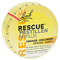 BACH ORIGINAL Rescue Pastillen Orange Holunder 50 Gramm