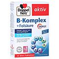 DOPPELHERZ B-Komplex+Folsäure Tabletten 45 Stück