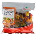 FRUCHTSAFT-Bärchen 12-Frucht 30%Fruchts.apo.exkl. 400 Gramm