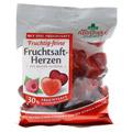 FRUCHTSAFT-Herzen 30% Fruchtsaft apothekenexklusiv 225 Gramm