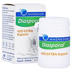 MAGNESIUM DIASPORAL 400 Extra Kapseln 50 Stück