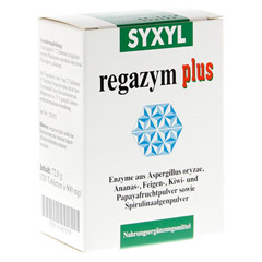 REGAZYM Plus Syxyl Tabletten 120 Stück