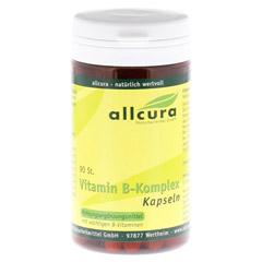 Vitamin B Komplex Kapseln 90 Stück
