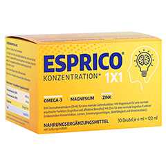 ESPRICO 1x1 Suspension 30x4 Milliliter