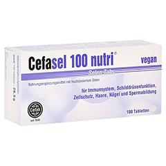 CEFASEL 100 nutri Selen-Tabs 100 Stück