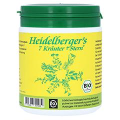 BIO HEIDELBERGERS 7 Kräuter Stern Tee 250 Gramm