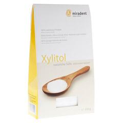MIRADENT Zuckerersatz Xylitol Pulver 350 Gramm
