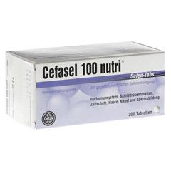 Cefasel 100 Nutri Selen-Tabs 200 Stück
