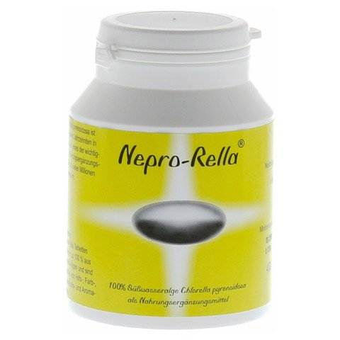 NEPRO-RELLA Tabletten 400 Stück