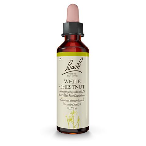 BACHBLÜTEN White Chestnut Tropfen 20 Milliliter