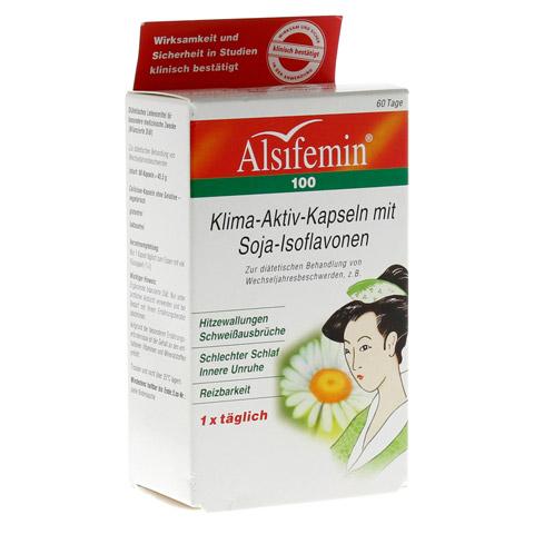 ALSIFEMIN 100 Klima-Aktiv m.Soja 1x1 Kapseln 60 Stück