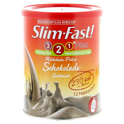 SLIM FAST Drink Pulver Schoko Royale 450 Gramm