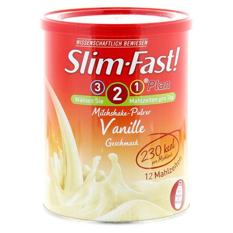 SLIM FAST Drink Pulver Vanille 438 Gramm