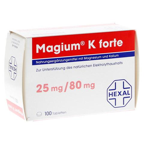 MAGIUM K forte Tabletten 100 Stück