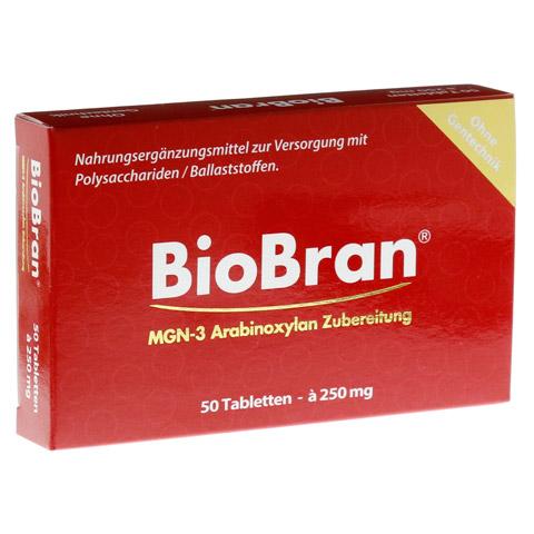 BIOBRAN 250 Tabletten 50 Stück