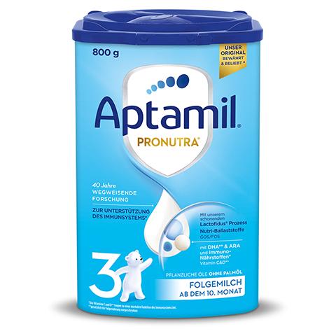 APTAMIL 3 Pulver 800 Gramm