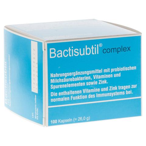 BACTISUBTIL Complex Kapseln 100 Stück
