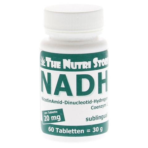 NADH 20 mg stabil Tabletten 60 Stück
