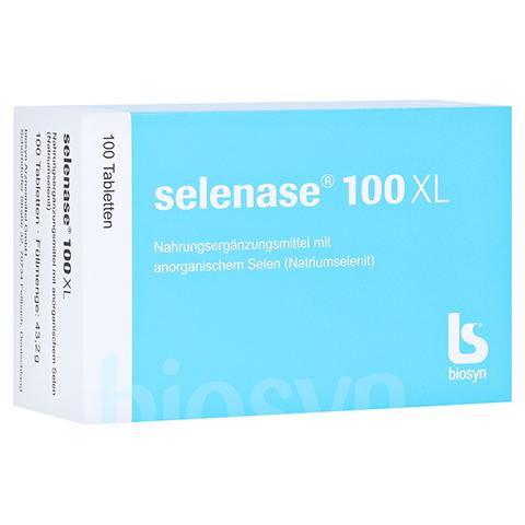 Selenase 100 XL Tabletten 100 Stück