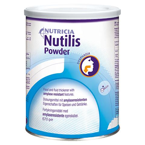 Nutilis Powder Dickungspulver 670 Gramm