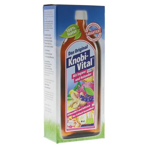 KnobiVital mit Ingwer und Holunder Bio 960 Milliliter