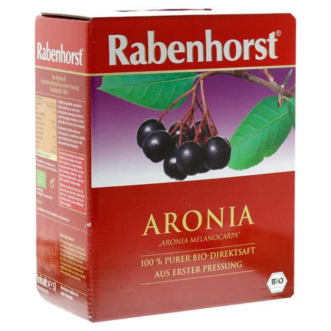 RABENHORST Aronia Bio Muttersaft 3000 Milliliter