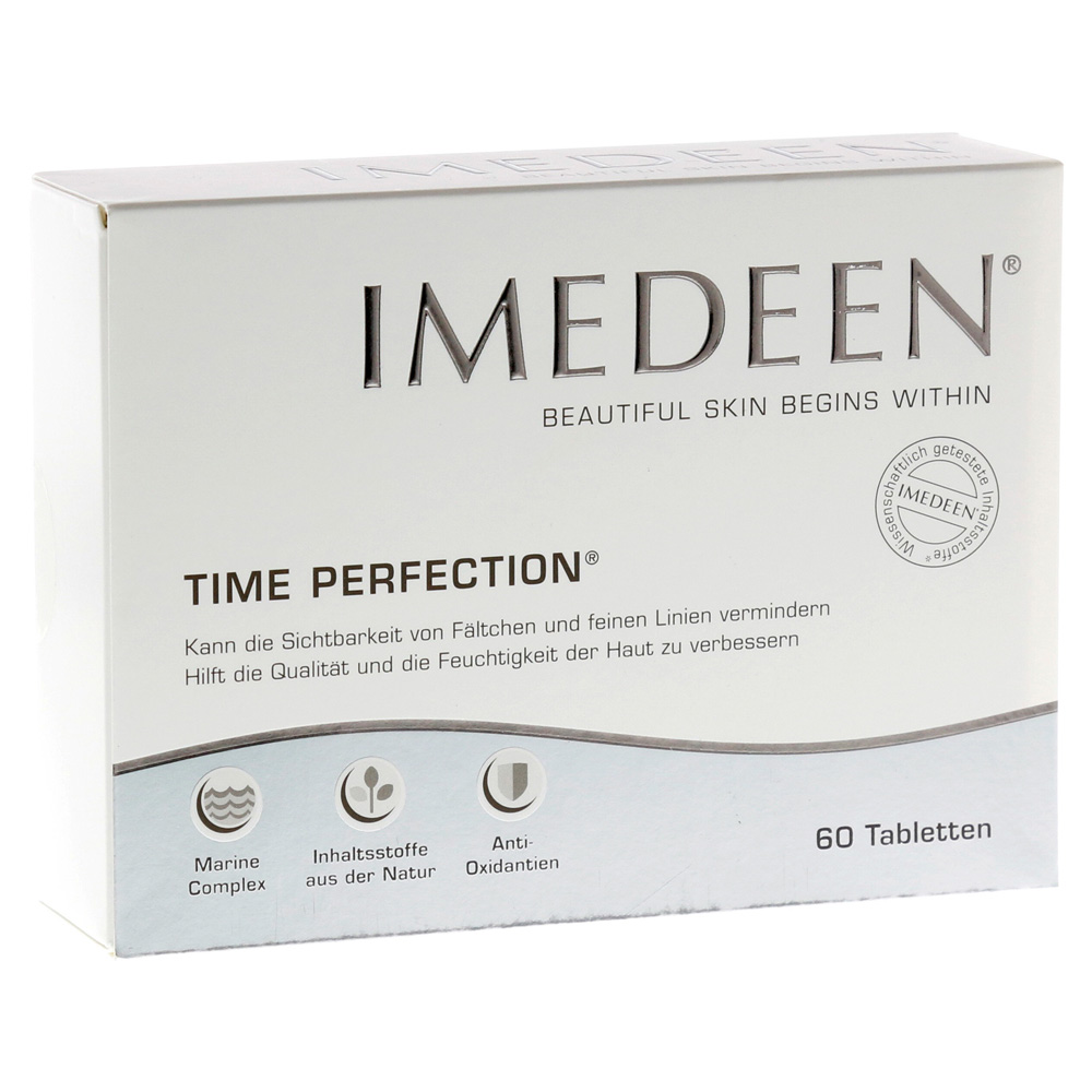 imedeen time perfection tabletten 60 st ck online bestellen medpex versandapotheke. Black Bedroom Furniture Sets. Home Design Ideas