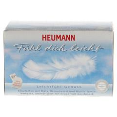 HEUMANN Tee fühl dich leicht Filterbeutel 20 Stück - Vorderseite