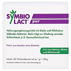 SYMBIOLACT pur Nahrungsergänzungsmittel Pulver 30x1 Gramm - Vorderseite