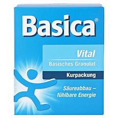 BASICA Vital Pulver 800 Gramm - Vorderseite
