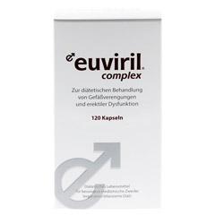 EUVIRIL complex Kapseln 120 Stück - Vorderseite