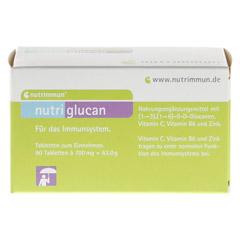 NUTRIGLUCAN Tabletten 90 Stück - Vorderseite
