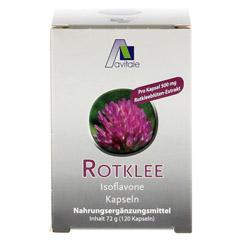 ROTKLEE KAPSELN 500 mg 120 Stück - Vorderseite