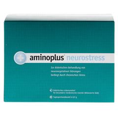 Aminoplus Neurostress Granulat 30 Stück - Vorderseite
