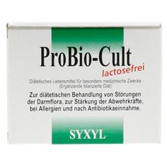PROBIO-Cult Kapseln 20 Stück - Vorderseite