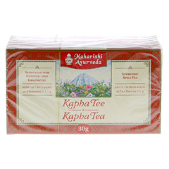 KAPHA Tee Filterbeutel 30 Gramm - Vorderseite